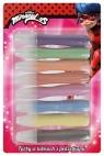Farby w tubach z pędzlami