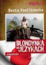 Blondynka na językach Japoński