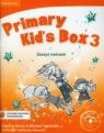 Primary Kid's Box 3 Zeszyt ćwiczeń z płytą CD