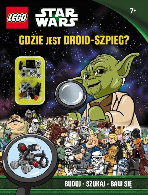 Lego Star Wars Gdzie jest droid-szpieg?