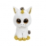 Maskotka Beanie Boos Pegasus - Biały Jednorożec 24 cm (TY 36825)