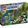 Lego Minecraft: Żłobek dla pand (21158) Wiek: 7+