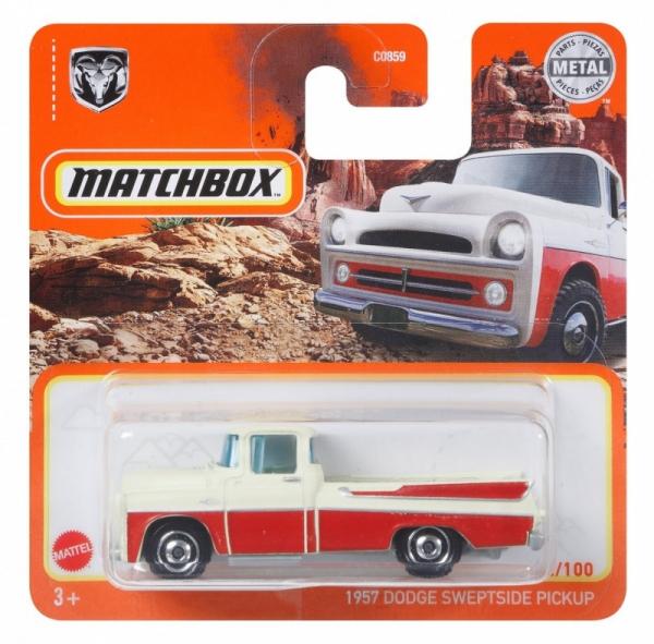 Małe samochodziki Matchbox (C0859 karton 72 sztuki)