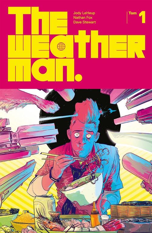Weatherman Tom 1 LeHeup Jody, Fox Nathan
