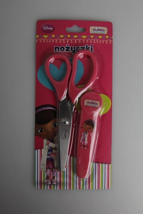 Nożyczki z osłonką Klinika dla pluszaków