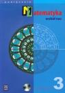 Matematyka wokół nas 3 podręcznik z płytą CD Gimnazjum Drążek Anna, Duvnjak Ewa, Kokiernak-Jurkiewicz Ewa