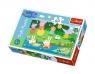 Puzzle Świnka Peppa Wakacyjna zabawa 60