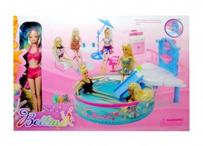 Basen dla lalki typu Barbie
