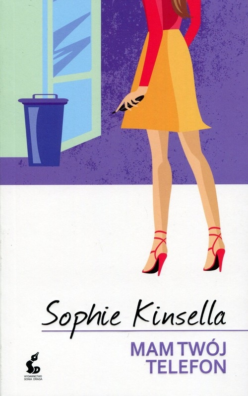 Mam twój telefon Kinsella Sophie