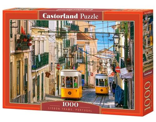 Puzzle 1000: Lisbon Trams, Portugal (C-104260)