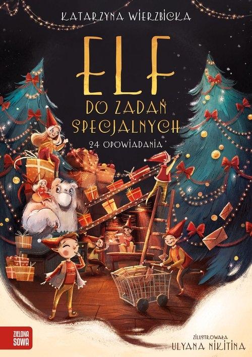 Elf do zadań specjalnych Wierzbicka Katarzyna