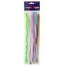 Druciki kreatywne, 40 szt. x 30cm - mix kolorów (KSDR-001)