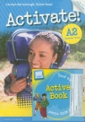 Activate! A2 Student's Book + ActiveBook CD + iTest