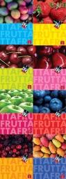 Zeszyt A4 Pigna Fruits w linie 42 kartki mix wzorów
