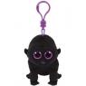 Maskotka brelok Beanie Boos George - czarny goryl (TY 35026)