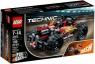 Lego Technic: Czerwona wyścigówka (42073)
