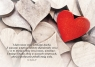 Kartka 20 z wersetem I dam nowe serce i nowego ducha