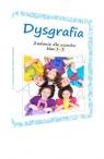 Dysgrafia. Zadania dla uczniów klas 1-3