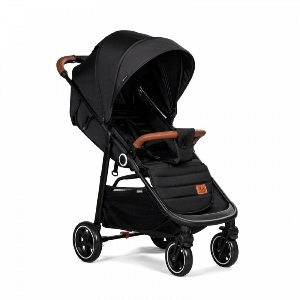 Wózek spacerówka Grande czarny (KKWGRANBLK0000)