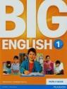 Big English 1 Podręcznik (Uszkodzona okładka) Herrera Mario, Sol Cruz Christopher
