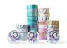 Washi Tape Gold Narcissus Mix 60 sztuk
