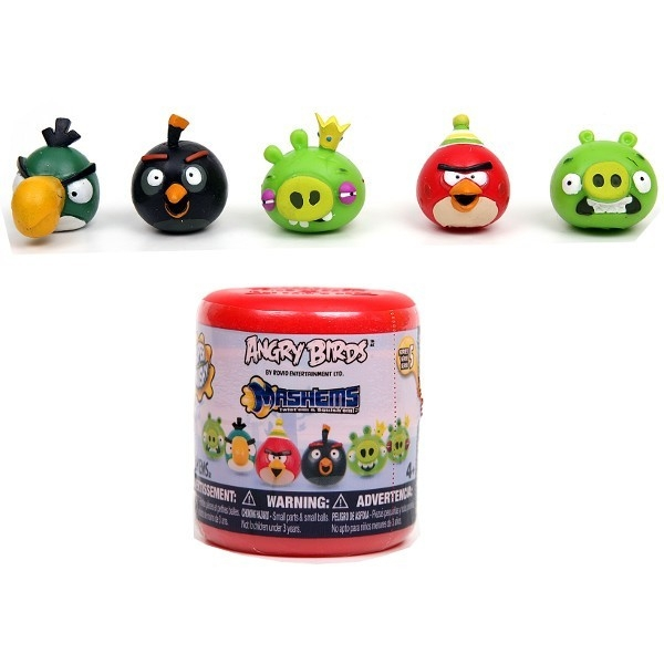 Angry Birds Mashems Kapsuła s.5