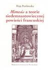 Mimesis a teorie siedemnastowiecznej powieści francuskiej