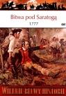 Wielkie Bitwy Historii. Bitwa pod Saratogą 1777 + DVD