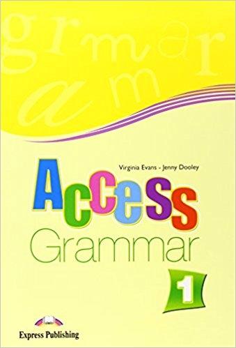 Access 1 Grammar (International) praca zbiorowa
