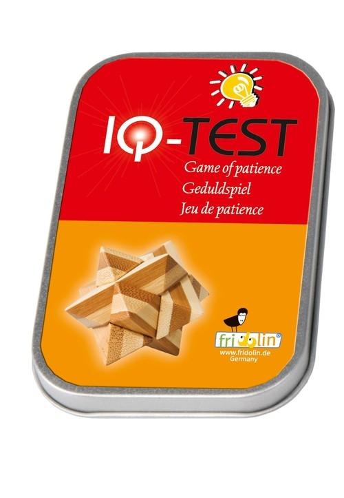 IQ-Test 3D Puzzle Szkielet