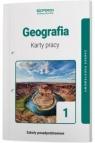 Geografia 1 Karty pracy ucznia Zakres podstawowy. Szkoły ponadpodstawowe Ziarniowska Małgorzata