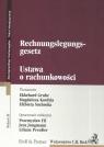 Ustawa o rachunkowości  Jungmann Jens, Fil Przemysław