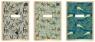 Zeszyt A5/80 kartkowy w kratkę Metallic Gold (437202)