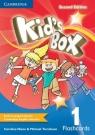Kid's Box 1 Flashcards Nixon Caroline, Tomlinson Michael