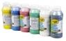 Crayola Farby w butelkach 6 kolorów 237 ml