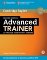 Advanced Trainer Six Practice Tests without Answers + Audio O'Dell Felicity, Black Michael