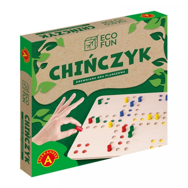 Gra Eco Fun - Chińczyk (25262)