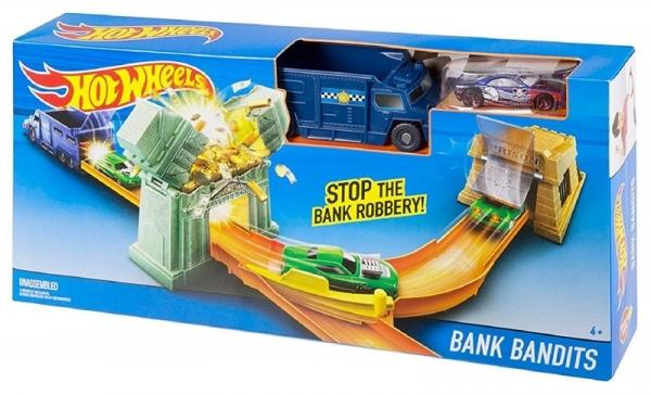 Minizestaw Bank Bandits (DNR74/DNR75)