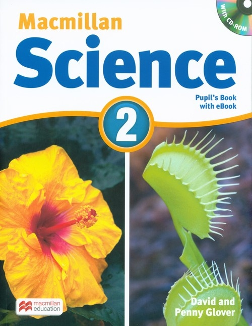 Science 2 Pupil's Book +CD +ebook Glover David, Glover Penny