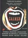 Carmen książka z płytą CD  (Audiobook)  Kijański Tadeusz
