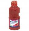 Giotto farba plakatowa glitter red 250 ml (531206)