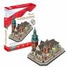 Puzzle 3D: Katedra na Wawelu - zestaw XL (306-20226)