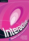 Interactive 4 Teacher's Book with Web Zone access Holcombe Garan, Hadkins Helen