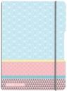 Notatnik PP my.book Flex A5/40k kratka - Pastel (50009855)