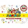 Blok rysunkowy Flamingo A4, 20 kartek - biały (301010)