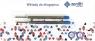 Wkłady do długopisu Zenith-4, 2 szt. (11540202)