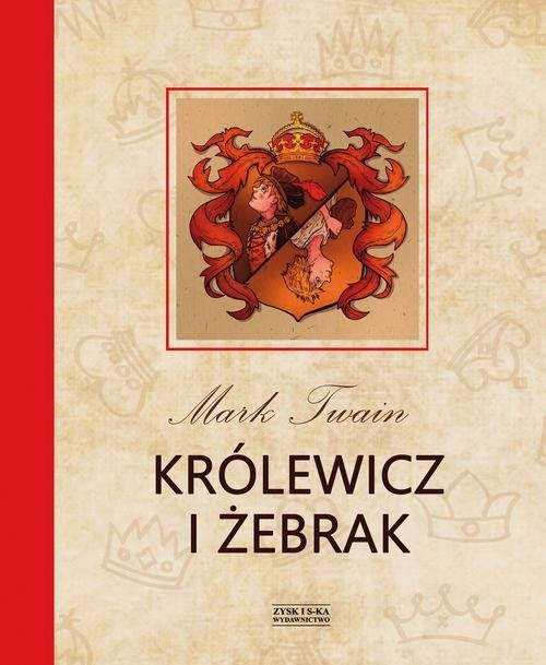 Królewicz i żebrak Twain Mark