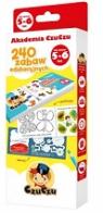 Akademia CzuCzu dla dzieci 5-6 lat (CZU773067)