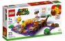 Lego Super Mario: Trujące bagno Wigglera - zestaw dodatkowy (71383) Wiek: