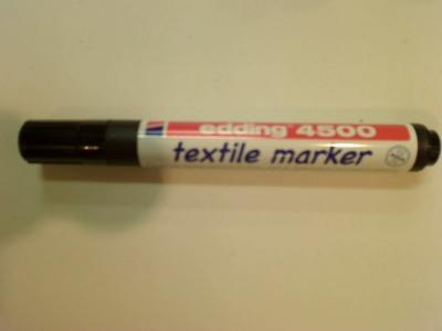 MARKER EDING 4500  czarny (4500/001/C ED)